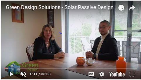 Green Design Solutions – Solar Passive Design
